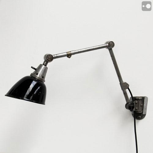 Midgard Lamp, Curt Fischer, Bauhaus